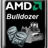 AMD объявила о начале поставок процессоров Bulldozer