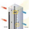 Raritan представляет электронные метки для серверных и дата-центров