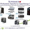 SuperMicro представила новые серверы девятого поколения SuperServer X9