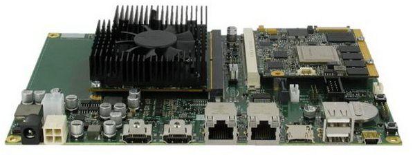 Платформа NVIDIA Carma