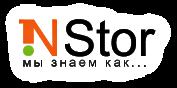 Логотип NStor