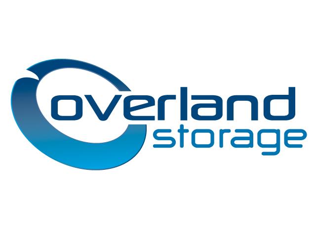 Новый логотип Overland Storage