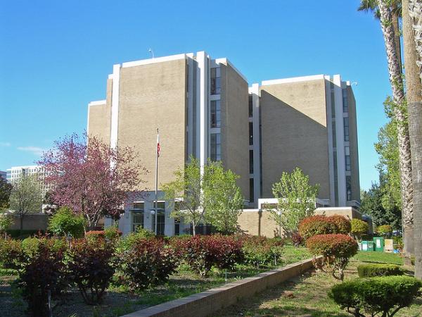 Высший суд штата Калифорния в Санта-Клара