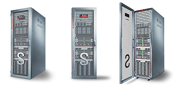 Oracle SuperCluster T5-8