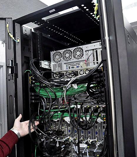 Суперкомпьютер ПГНИУ–Кеплер